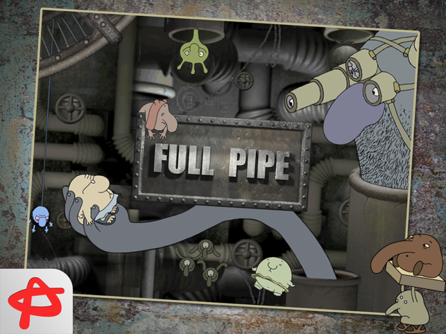 Full Pipe: Puzzle- und Abenteuerspiel Premium Screenshot