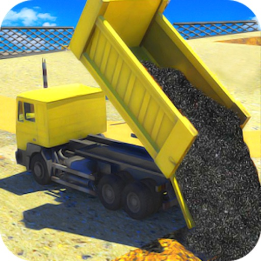 Truck Simulator. Ultimate Construction Lorry Driving Simulation