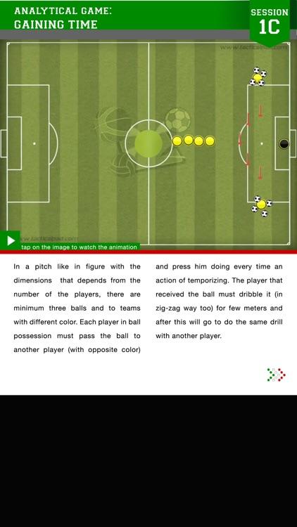 Teaching Soccer Italian Style U12-U14 screenshot-4