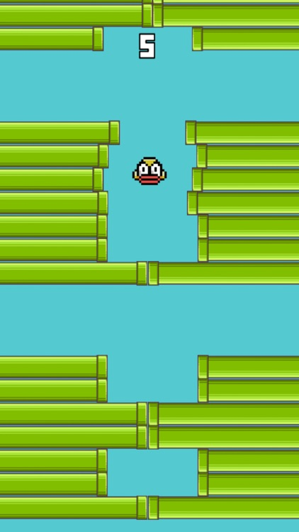 Hardest Flappy Ever Returns- The Classic Wings Original Bird Is Back In New Style screenshot-4