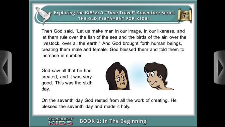 Searchlight® Kids: Exploring the Bible 2 screenshot-4