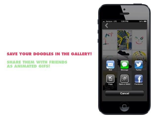 Movidoodle Screenshot