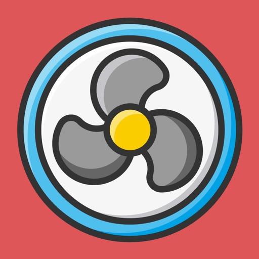 Fan Sleep Aid - White Noise Sleep Sounds | Apps | 148Apps
