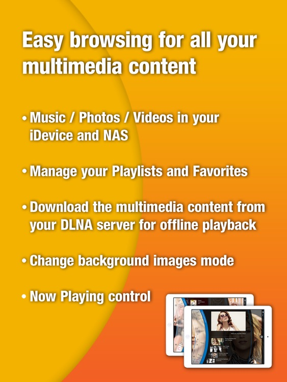 C5+ Stream DLNA Cast Media