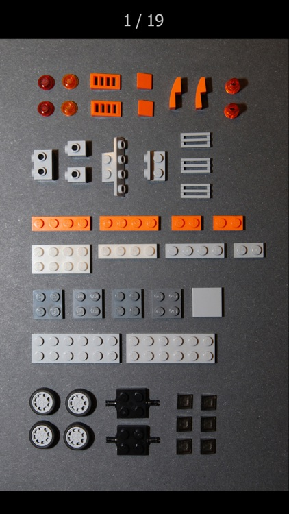 Cool Instructions for Lego - Beautiful step-by-step photo guides for building great models screenshot-3