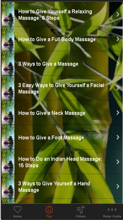 Massage Tips - Learn The Relaxation Massage Techniques