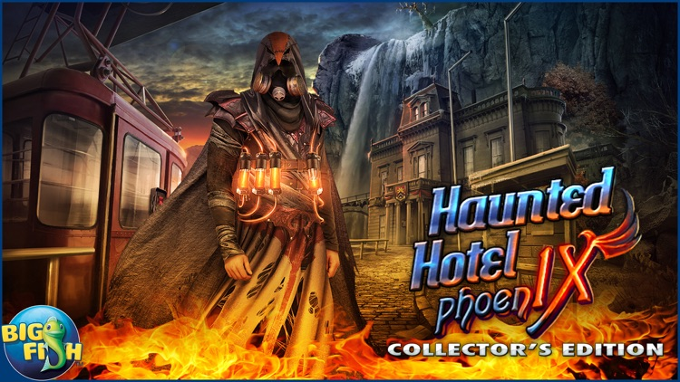 Haunted Hotel: Phoenix - A Mystery Hidden Object Game (Full) screenshot-4