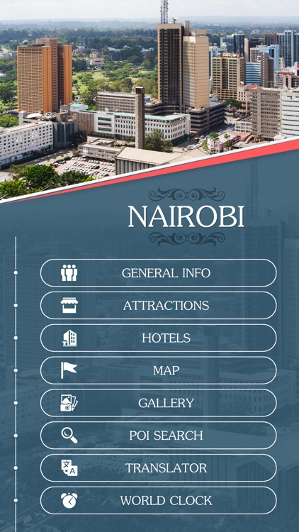 Nairobi Travel Guide screenshot-1