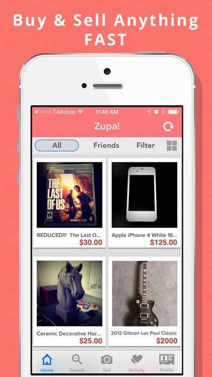 Zupa: Shopping App for Buying & Selling New & Used by Zupa Inc