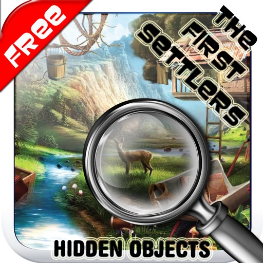 Find The Hidden Objects - The First Settlers