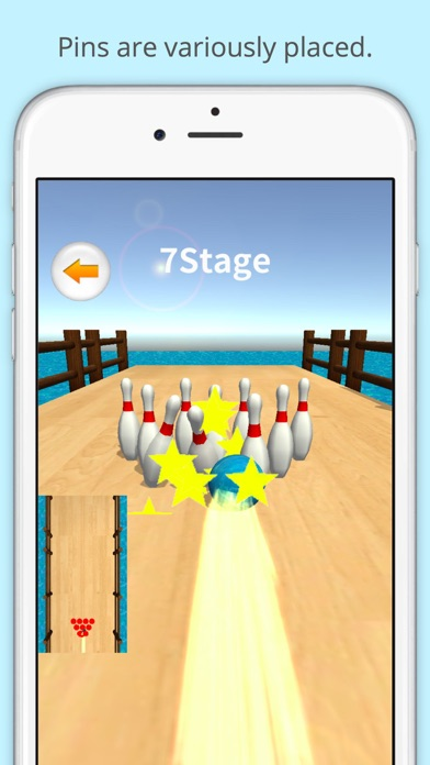 Infinity Bowling Puzzle screenshot three
