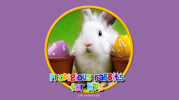 prodigious rabbits for kids - no ads screenshot-0