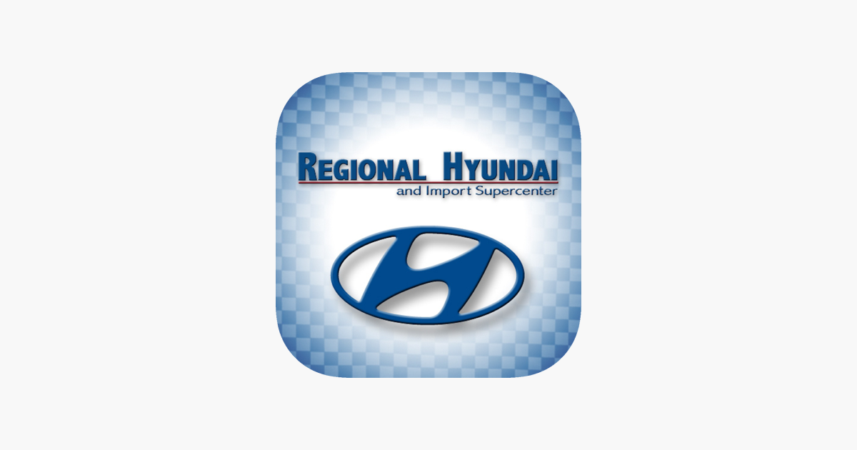 Regional Hyundai On The App Store