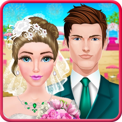 Seaside Wedding Party Makeover Dress Up Salon Girls Game By Imran Haydar