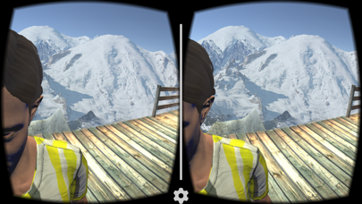 Screen Shot Under CalyPso VR 4