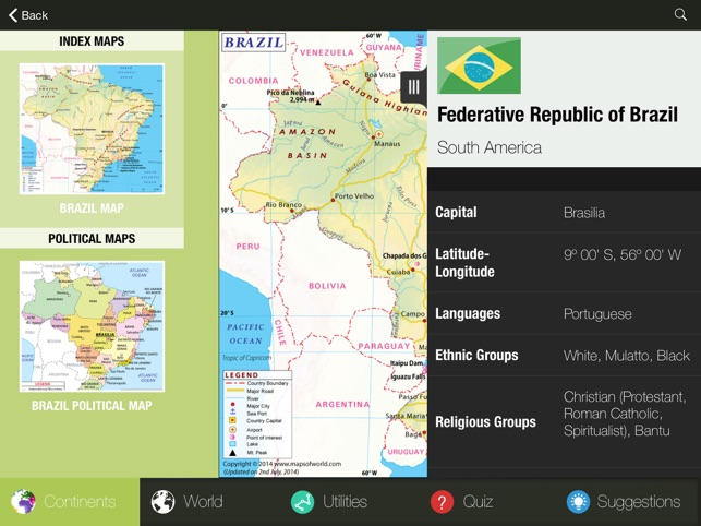 World atlas and maps hd on the app store world atlas and maps hd on the app store gumiabroncs