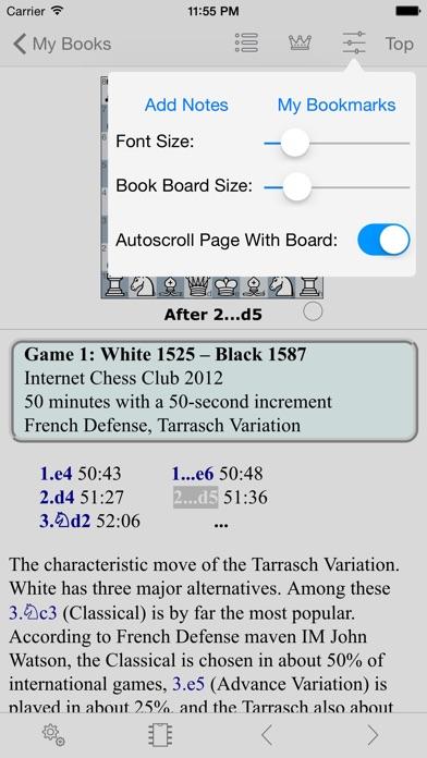 Forwardchess review screenshots