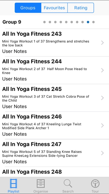 All In Yoga Fitness screenshot-1