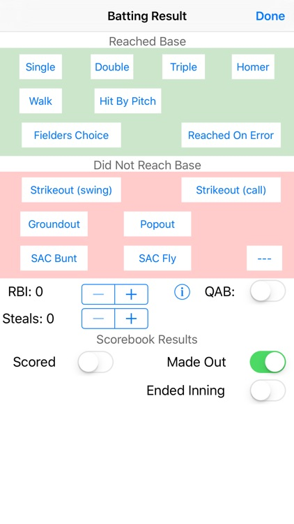 Baseball Softball Pocket Coach