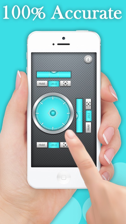 Level Tool Advanced - Bubble Level App for iPhone
