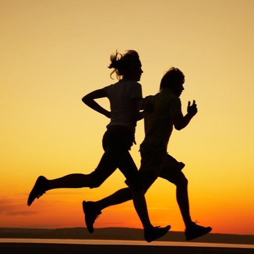 !iM: Бег Трусцой: Ваш GPS трекер, тренер бега и ходьбы, который позволит Вам худеть, тренироваться и заниматься спортом.
