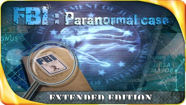 FBI : Paranormal Case - Extended Edition - A Hidden Object Adventure screenshot-0