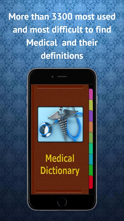 Medical Dictionary English