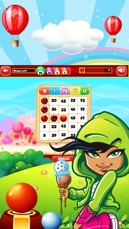 Horse Way Bingo - Bingo Game screenshot-3