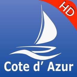 Cote d'Azur GPS Nautical charts pro