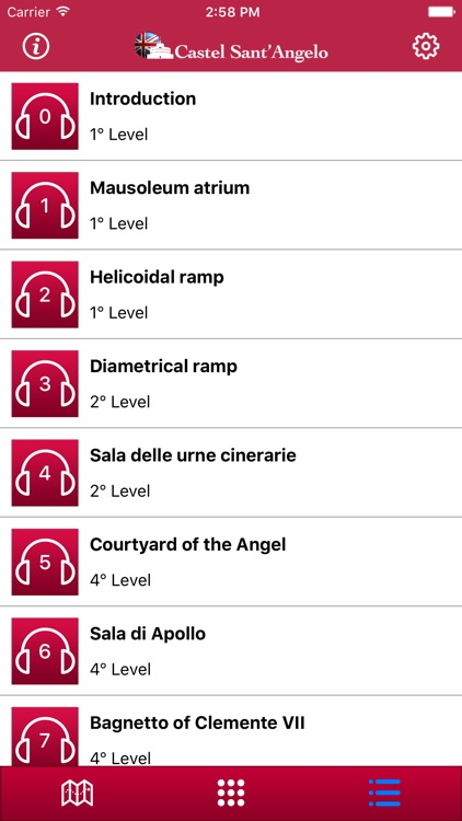Castel Sant'Angelo - English screenshot-3