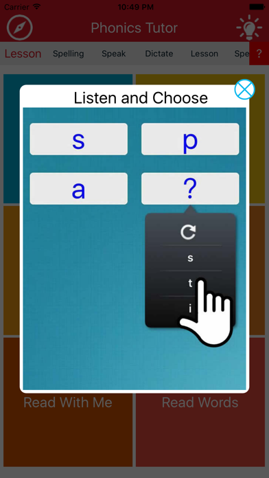 Phonics Tutor 4 -easy way to learn phonics screenshot three