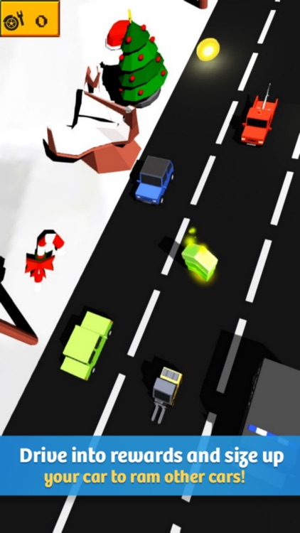 Look Out! - Traffic Rush screenshot-4