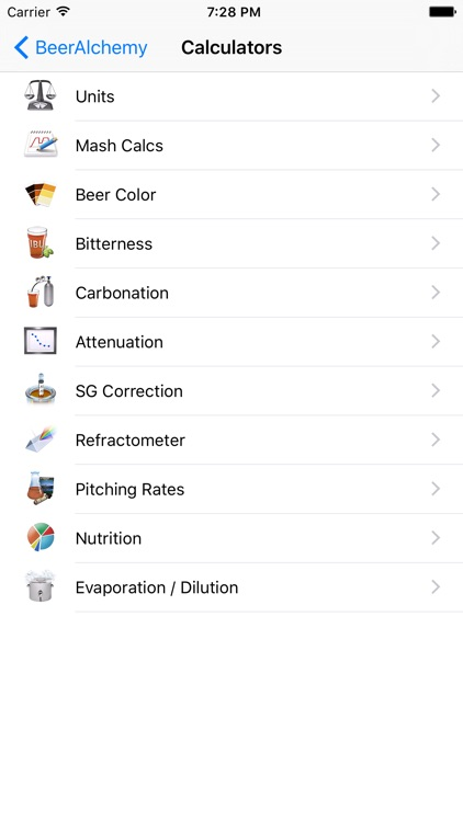 BeerAlchemy Touch 2 screenshot-3