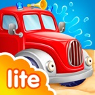 Firetrucks: 911 rescue LITE (tiny cars for kids) icon