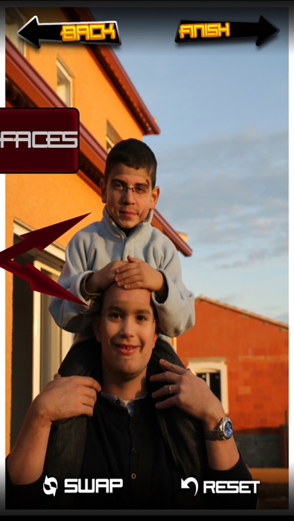 Face Swap Booth - Faceswap multiple faces & mix faces - Photo Montage & Face Morph