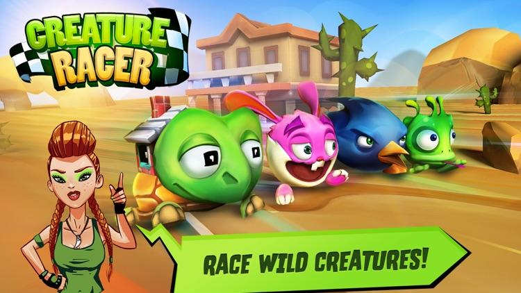 Creature Racer screenshot-0