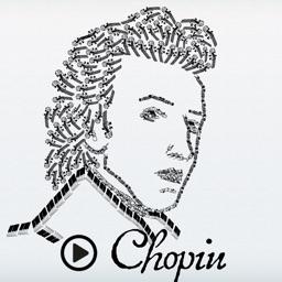 Play Chopin – Waltz No. 18 (interactive piano sheet music)
