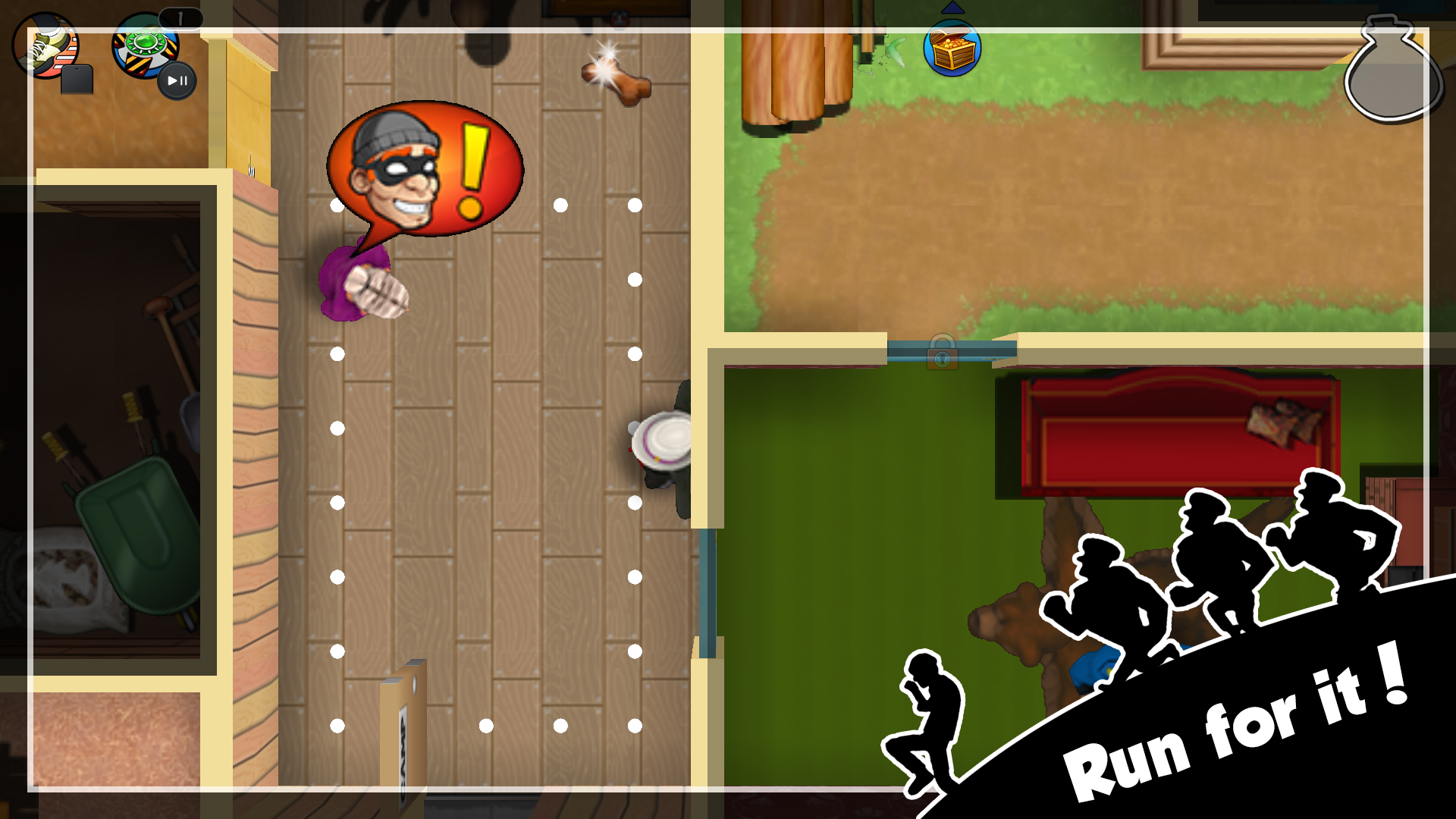 Robbery Bob™ screenshot 13