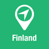 BigGuide Finnland Karte + Grundlegend Touristenführer und Offline Stimm-Navigator