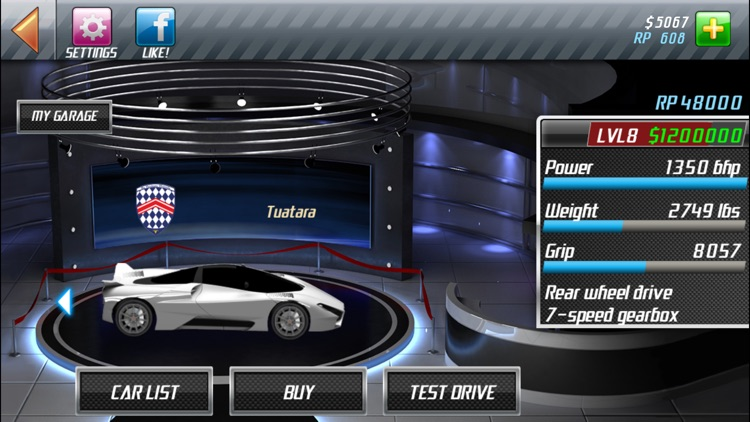 Drag Racing Classic screenshot-0