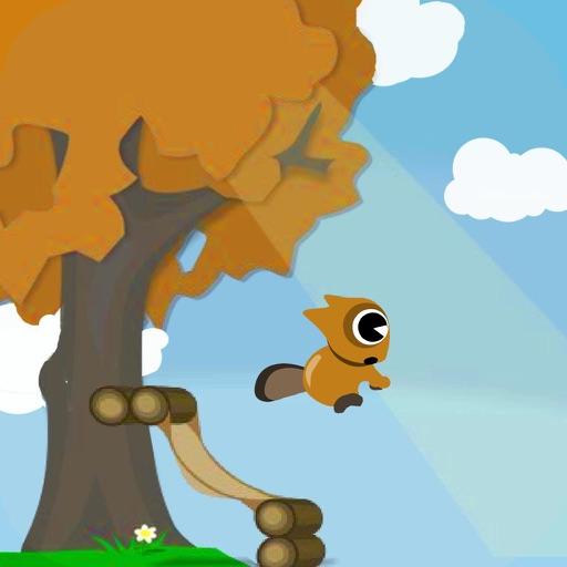 Rodent Tree Jump iOS App