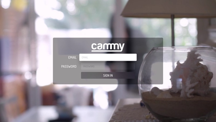 Cammy - Camera Based Alarm System