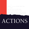 Actions: The Actors' Thesaurus - FirstyWork Cover Art