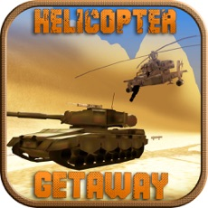 Activities of Enemy Cobra Helicopter Getaway - Dodge reckless Apache attack at frontline