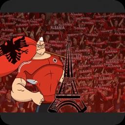 Albania in Euro 2016