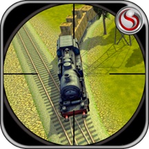 Mountain Train Sniper - Army Shooting Challenge against Terrorist Attack