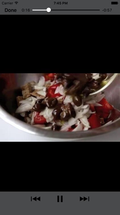 Talerka Video Recipes