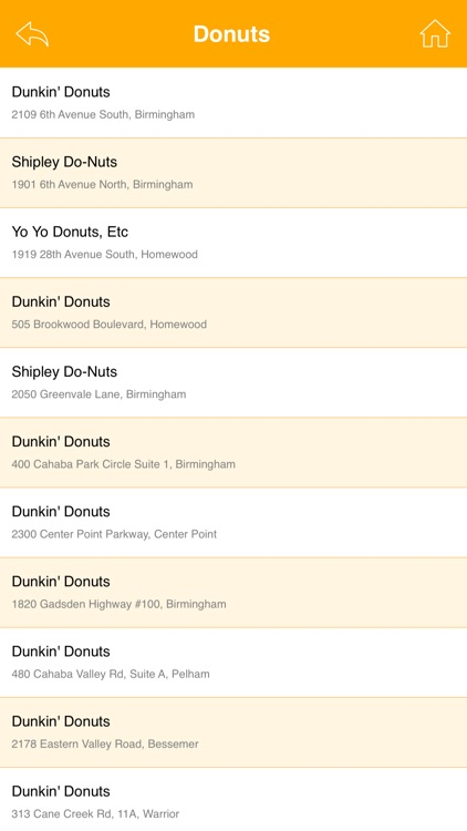 Best Donut Shops in USA & Canada screenshot-4