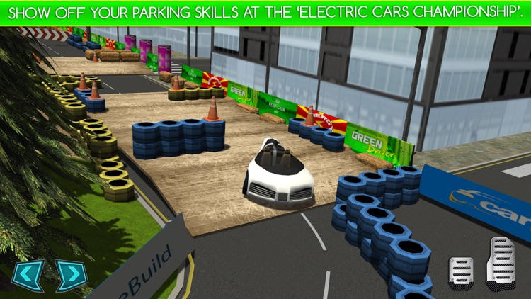 Concept Hybrid Car Parking Simulator Real Extreme Driving Racing screenshot-4