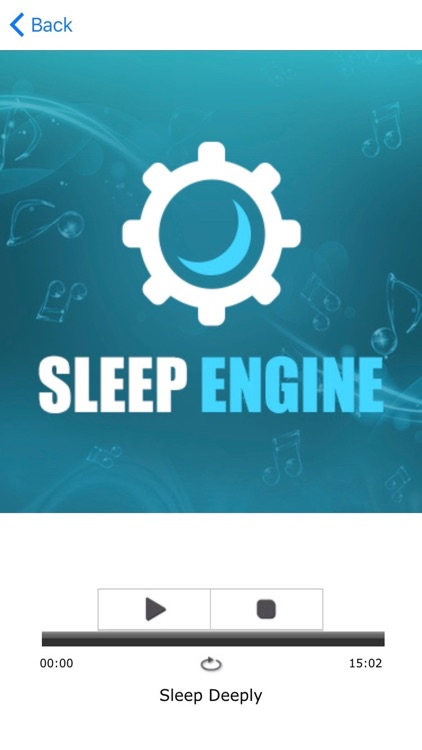 Sleep Engine Sounds With Hypnosis Pro
